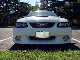 straight forward 00 mustang by dontbemad