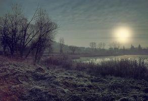 November morning by Lefthand666