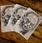 Gollum (Prints available) by NaMkaO