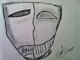 Mask by HELLPATO777