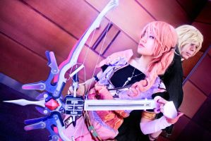 Final Fantasy XIII-2 - Life Without You by TrustOurWorldNow