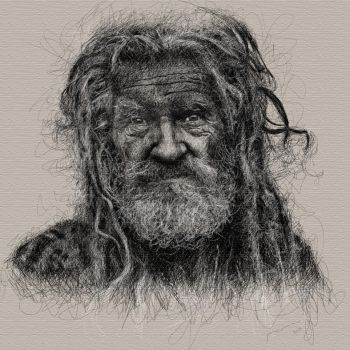 Old Rasta by Murciano
