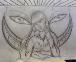 Me and My imagination by 80sKaties777