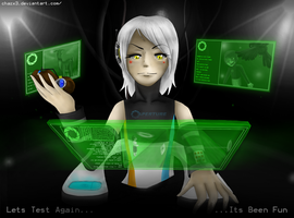 .: Portal: Lets test again :. by Chazx3
