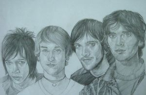 all american rejects by pennluvbasketball