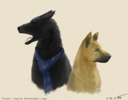 Dogs - Sherlock BBC by Tenshi-Inverse