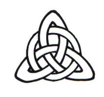Celtic Knot 001 by ppunker