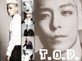 T.O.P. Wallpaper by ForeverK-PoPFan