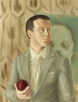 Moriarty by BarbruBarbarian