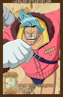 EPP - Straw Hat's Separation: Franky by SergiART