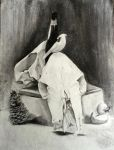 Charcoal Still Life by AlyOh