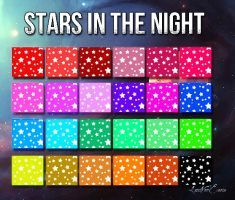 Style: Stars in the night by LexiVonEerie