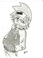 Soul Eater Evans by ImSoPositive