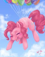 Pinkie Pie by Distraction-Number-4