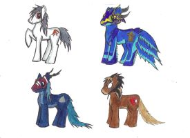 Pony requests R2 by KyuubiNight
