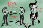 Parasite Cyrus by Jade-Merciful