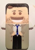 Supernatural Castiel Iphone cover by MangaX3me