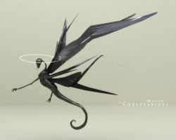 Cherntarious ::Pose'bg' by Need2Argue