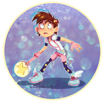 Magical Boy Tomy by C-Puff