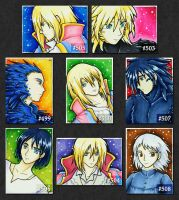 Howls Moving Castle - ACEO by Merinid-DE