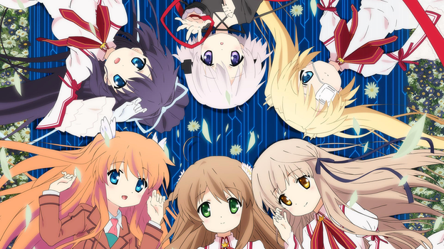 Rewrite Animation Original Soundtrack by SquallEC