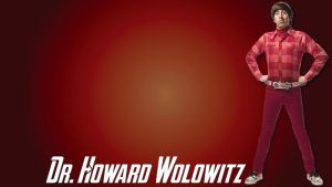 Howard Wolowitz by ResolutionDesigns