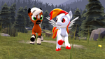 Running with Epona by XxFlamerunnerxX