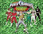 Tommy For Dino Charge by WickedRedGrin