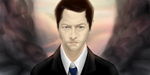 Castiel: alone by AngelicMuse159