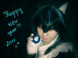New year from Mephi by kitana911