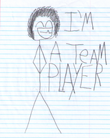 Team Player :D by nicksnack