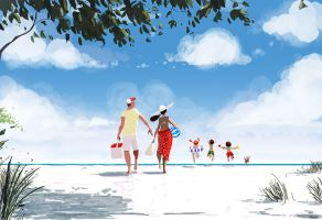 Early Spring in So Cal. by PascalCampion