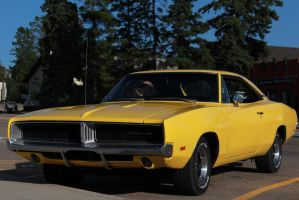 Small Town Charger by KyleAndTheClassics