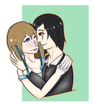 FelyxMaya - In Your Arms by Managodess