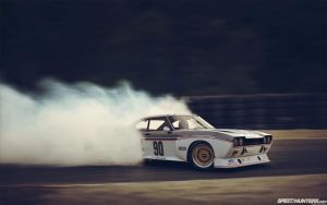 Ford Capri by oppositelock