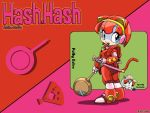 Hash, Hash Polly by meromex-102