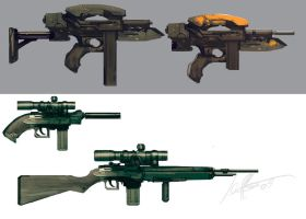 some more guns by jeffsimpsonkh