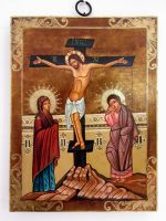 the Crucifixion by GalleryZograf
