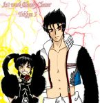 Ling Xiaoyu With jin kazama by BloodyChaser