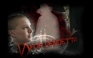 V for Vendetta by Mergirl500