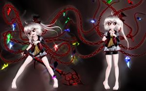 Flandre Scarlet Modes by GS-Mantis