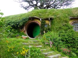 Bag End by Aroha-Photography