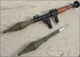 RPG-7 by Leviathan187