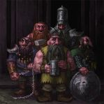 The Five Brothers by jlewenhagen