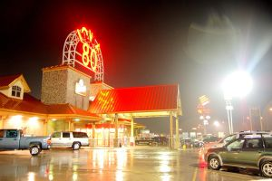 Night at the Truck Stop by moonlightrose44