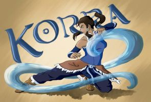 Korra! by TheDoubleB