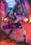 JInx from league of legend by kentyan