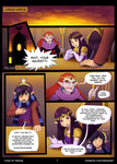 Zelda Comic - Ravio Escapes 1 by Ferisae