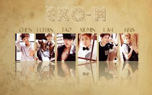 exom fashionable life by KpopGurl
