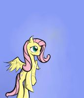 Fluttershy by sharpieboss